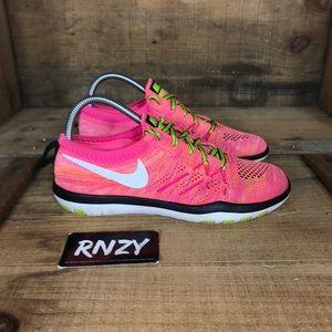 Nike Free TR Focus Flyknit Sneaker